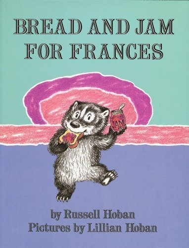 Bread and Jam for Frances cover